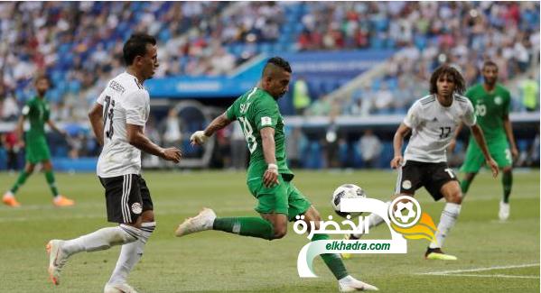 مصر 1-2 السعودية : الكرة تنصف الاخضر بهدف قاتل 1
