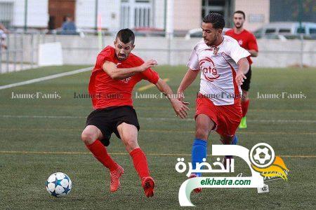 المغترب ياسين بن عطا الله مهتم باللعب في البطولة الجزائرية ! 2