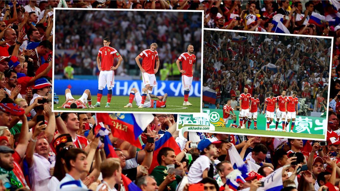 الاتحاد الروسي يعترف بتناول لاعبوالمنتخب لمواد منشطة 24