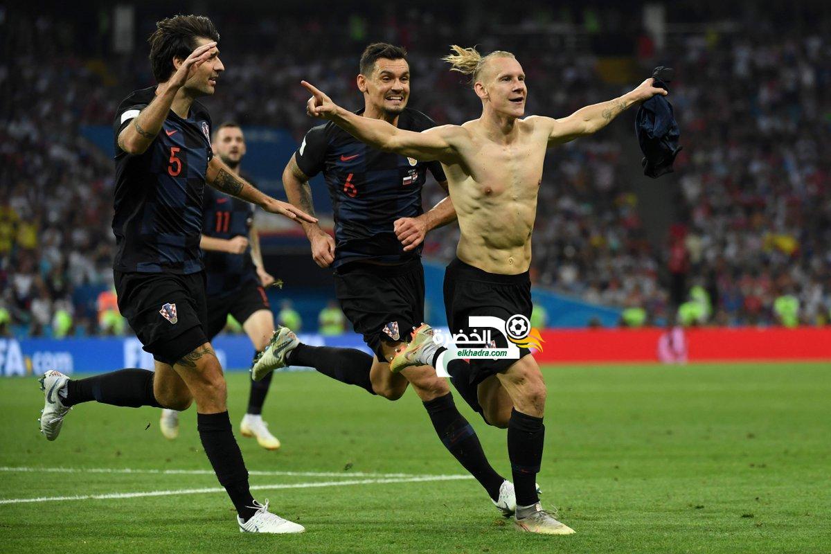 رسمياً : كرواتيا إلى دور نصف النهائي لمواجهة إنجلترا 24