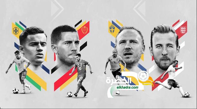 برنامج ربع نهائي بطولة كأس العالم 2018 26