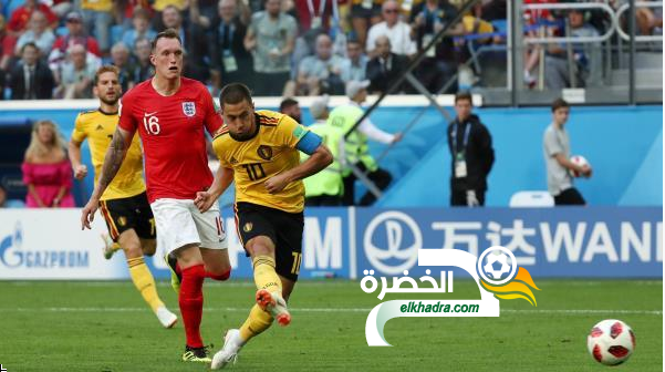 بلجيكا 2-0 انجلترا : الشياطين الحمر ثالث المونديال 18