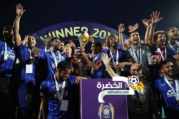 الهلال يتفوق على الإتحاد ويحرز لقب كأس السوبر السعودي 40