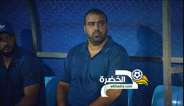 الجزائري خير الدين مضوي مدربًا للقادسية الكويتي 6