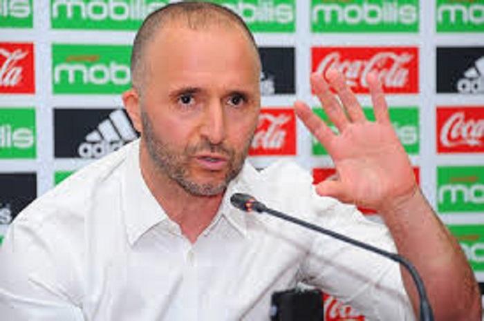 """بلماضي :""""هدفنا التتويج بلقب كأس أمم أفريقيا المقبلة"""" 24"""