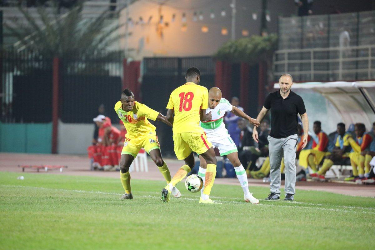 """مدرب منتخب غامبيا : """" بلماضي أضاف الكثير للمنتخب الجزائري"""" 24"""