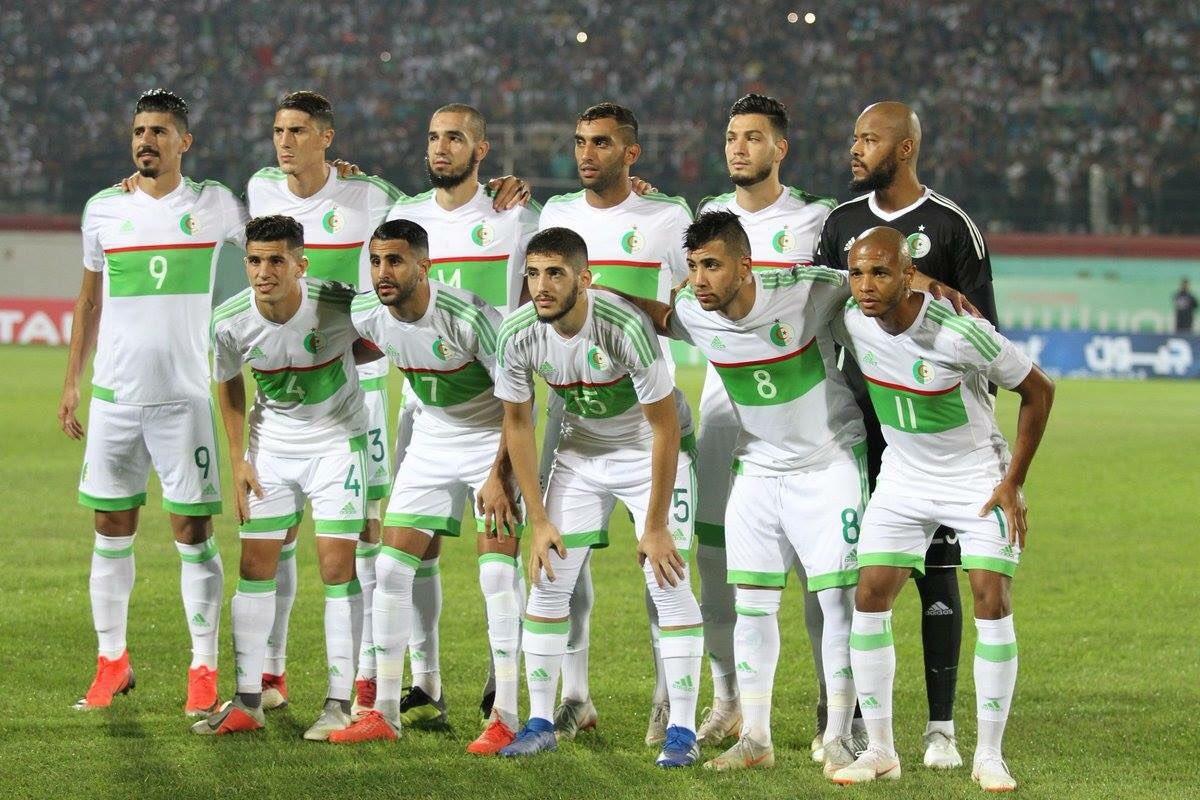 المنتخب الجزائري يلعب مباراتين وديتين قبل الكان 24