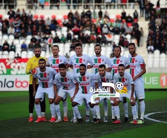 اتحاد بلعباس يفوز على مولودية العاصمة بثلاثية 29