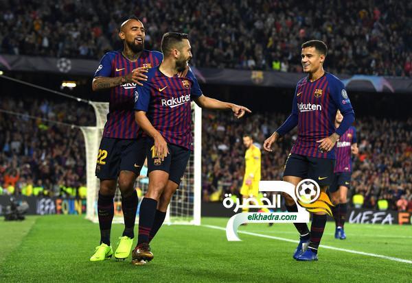 سبورت | تجديد عقد جوردي ألبا مع برشلونة سيتم قريبا 24