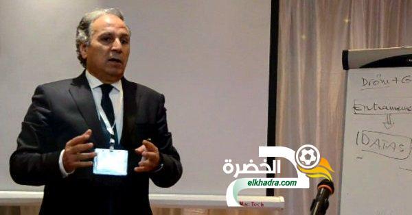 سعيد حدوش يرحب بالاشراف على المديرية الفنية الجزائرية 24