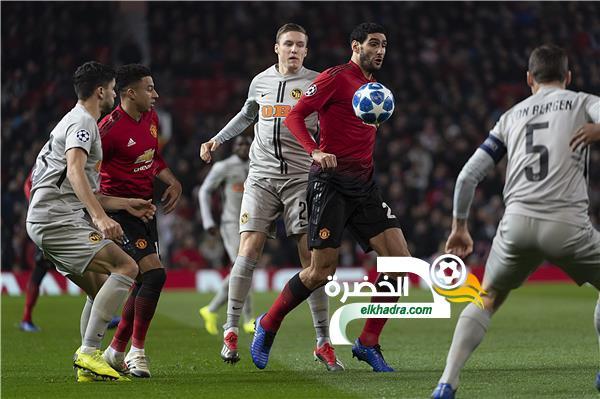 مانشستر يونايتد يخطف بطاقة التأهل أمام يانج بويز بالدقيقة 91 24