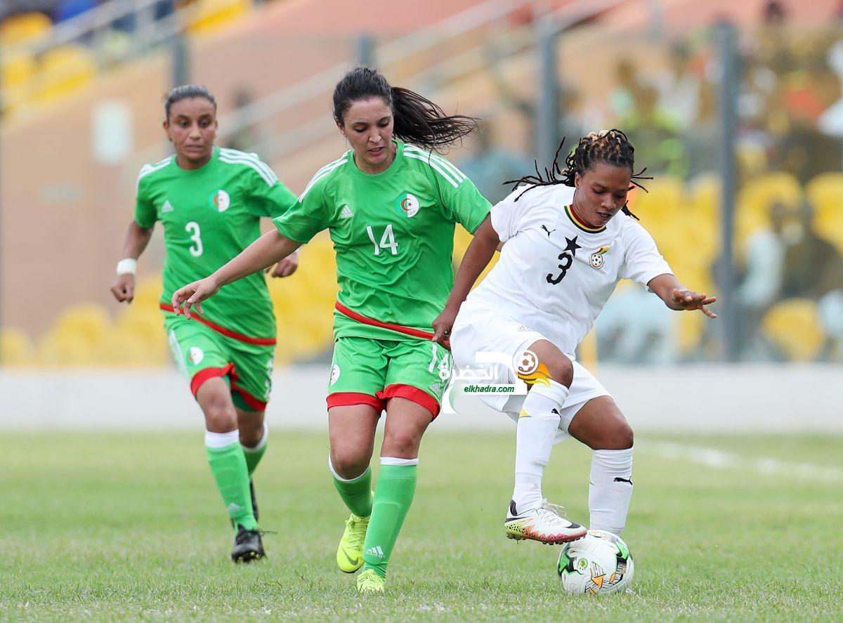 منتخب الجزائر للسيدات يواجه نيجيريا في تصفيات أولمبياد طوكيو 2020 24
