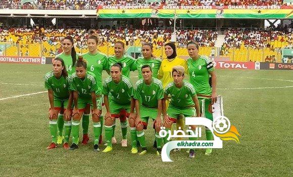 الجزائر تسقط امام الكاميرون بثلاثية في كأس أفريقيا للسيدات 24