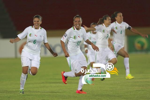 سيدات المنتخب الوطني في تربص تحضيري بالبليدة 24