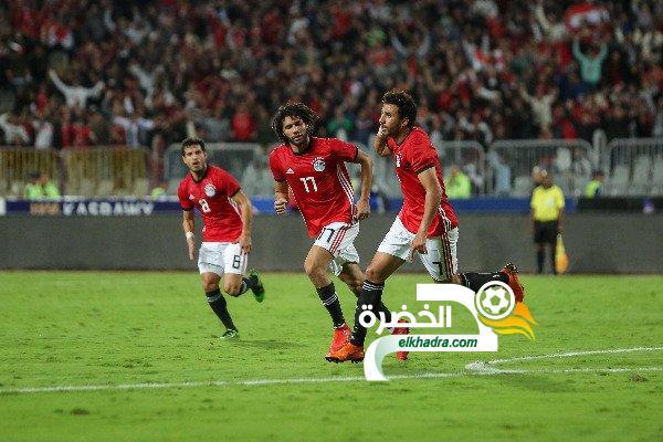 تصفيات كان 2019 : مصر تحقق فوزا مثيرا على تونس 24