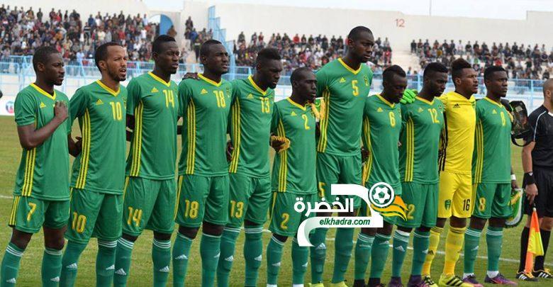 منتخب موريتانيا يفوز بهدفين دون رد أمام جمهورية إفريقيا الوسطى 133