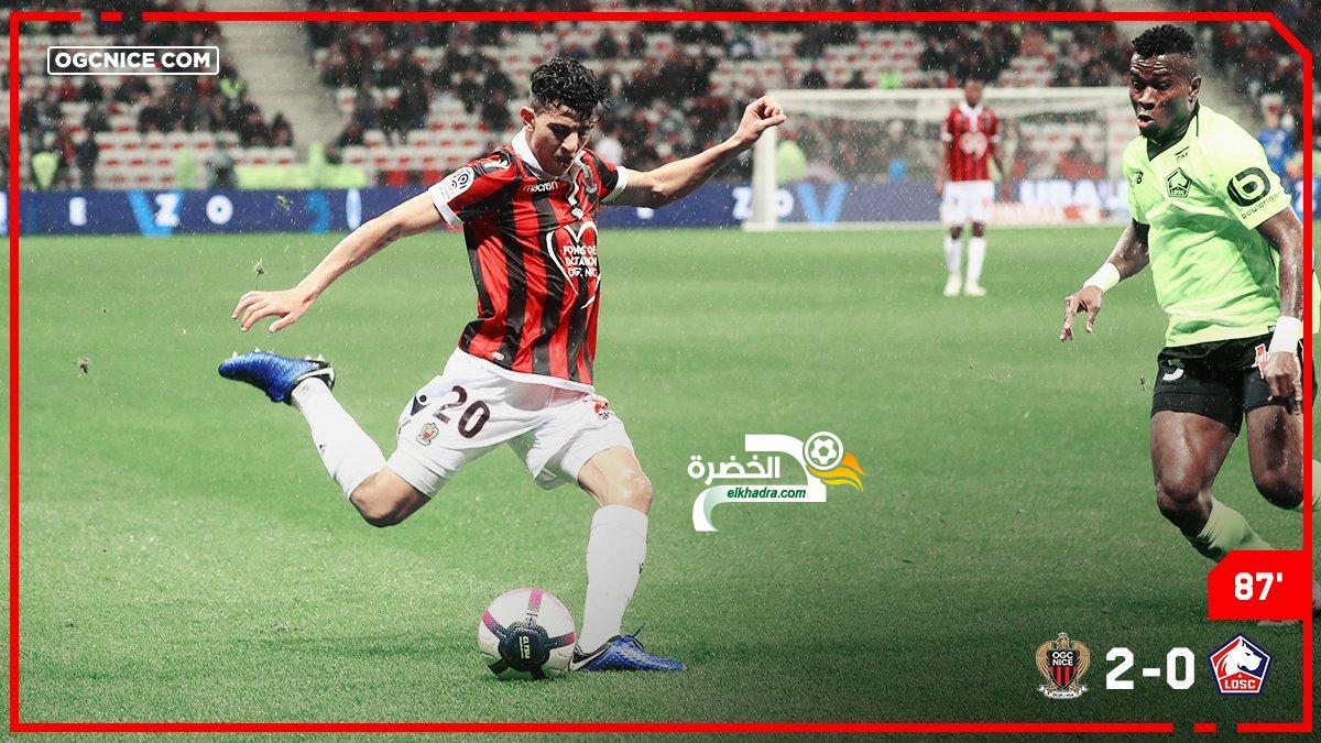 يوسف عطال ضمن التشكيلة المثالية للجولة 14 من الدوري الفرنسي 24