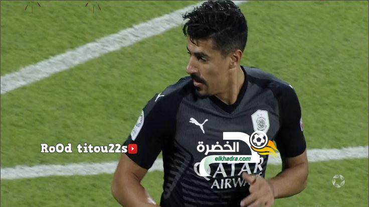 شاهد ثنائية بغداد بونجاح + كل ما فعله ضد العربي |24-11-2018| 24