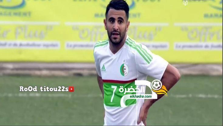 شاهد ثنائية رائعة لـ رياض محرز + كل ما فعله ضد الطوغو |18-11-2018| 33