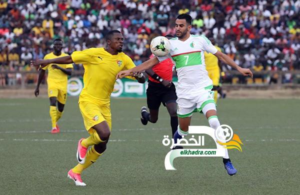 ترتيب الفيفا : الجزائر تتراجع بمركزين 24