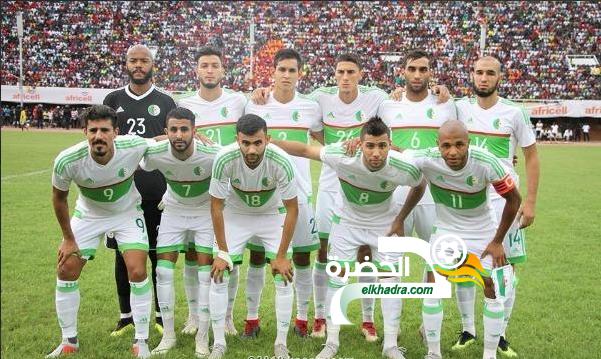 القنوات المفتوحة الناقلة لمباراة الجزائر والبنين الودية اليوم 24