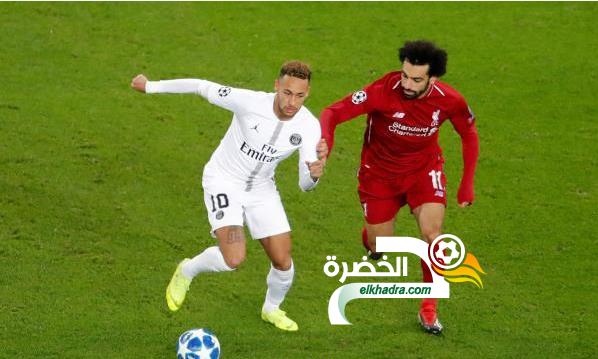 باريس سان جيرمان يسقط ضيفه ليفربول بفوز ثمين 24