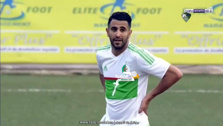 أهداف مباراة الجزائر و الطوغو 4-1 ALGERIE vs TOGO 24