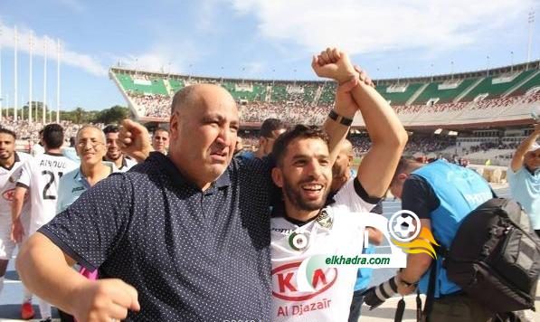 حمار: أتحمل كل المسؤولية في حال أقصي الوفاق من كأس العرب للأندية 24