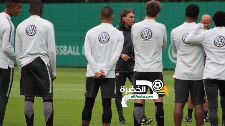 دولي ألماني من أصول جزائرية يتدرب مع الفريق الأول لفولسبورغ ! 24