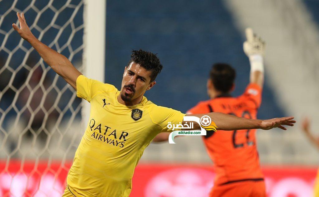 بونجاح يقترب من لقب الهداف التاريخي للدوري القطري 24