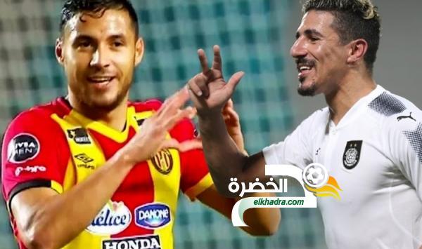 """بونجاح وبلايلي ضمن قائمة المرشحين لجائزة أفضل لاعب بالدوريات العربية في """" Globe Soccer"""" 46"""