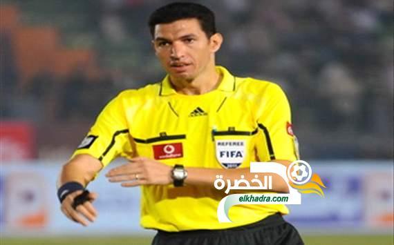 جهاد جريشة لإدارة مباراة أهلي جدة ووفاق سطيف في إياب كأس العرب 24