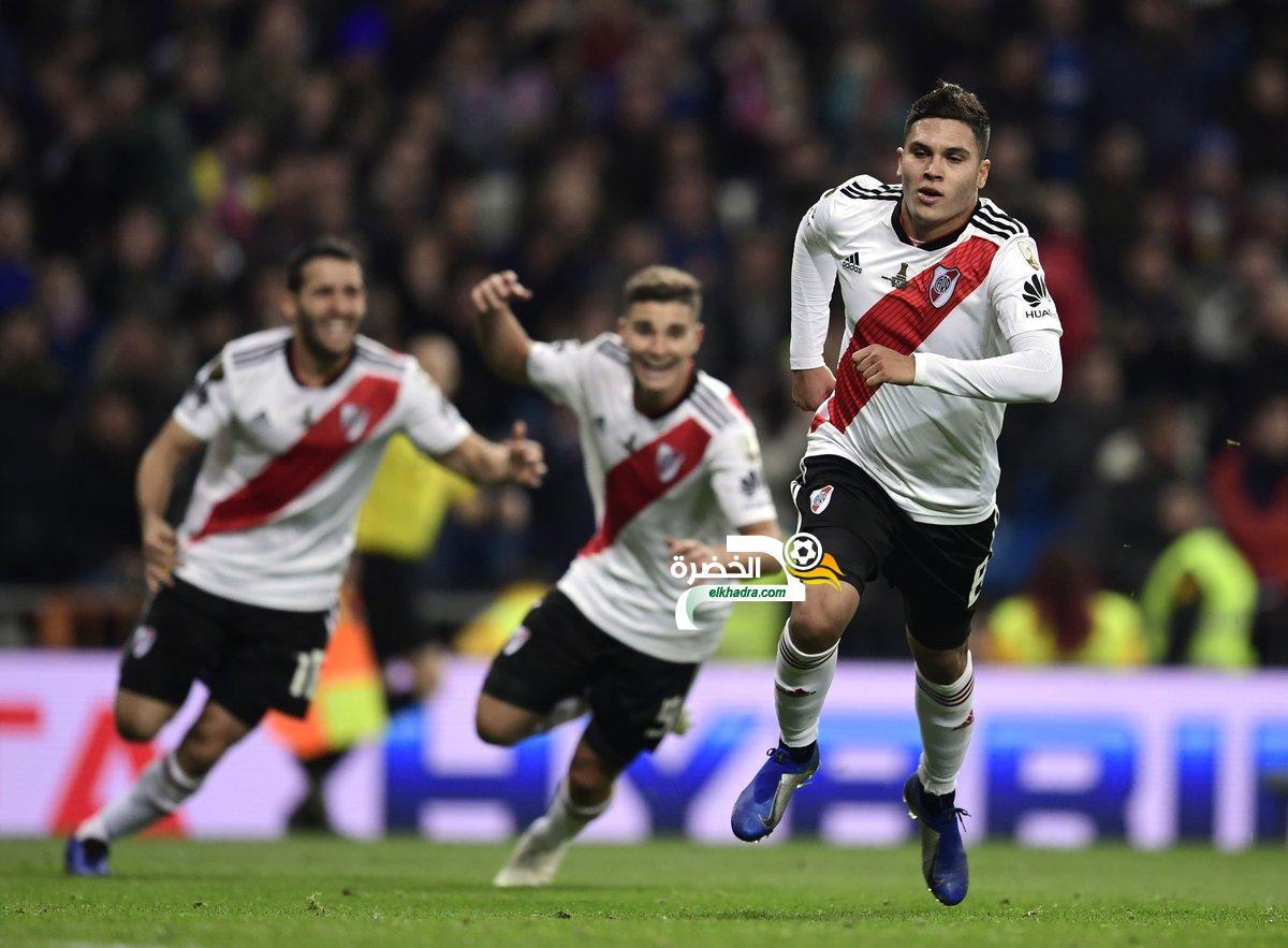 ريفر بليت الأرجنتيني يتوج بطلاً لـ كأس ليبرتادوريس للمرة الرابعة في تاريخه 30