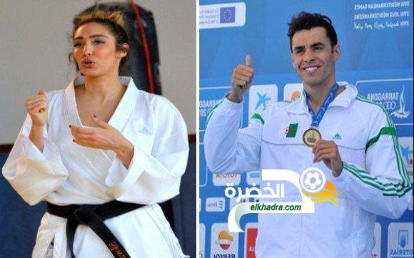 سحنون ومعطوب أحسن رياضيي الجزائر 2018 24
