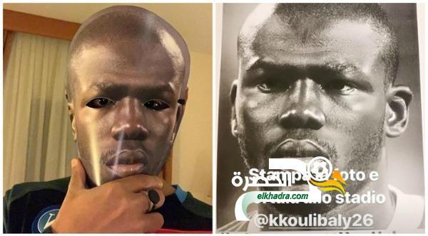 فوزي غلام يطلق حملة دعم لزميله كاليدو كوليبالي 24