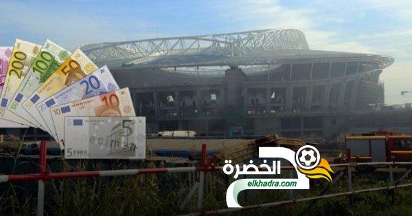 تكلفة ملاعب الجزائر الجديدة تتجاوز تكاليف اكبر الملاعب الأوروبية 1