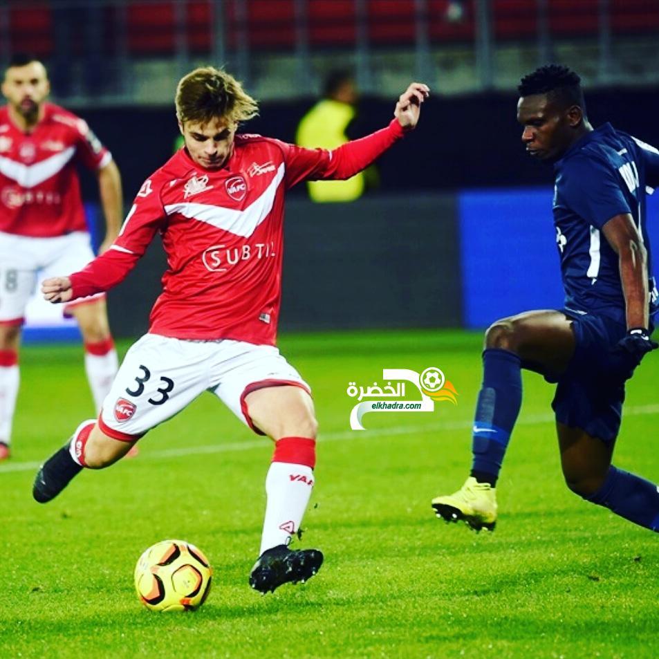 الجزائري الشاب عريب يواصل الظهور كأساسي في الليغ2 الفرنسية ! 24