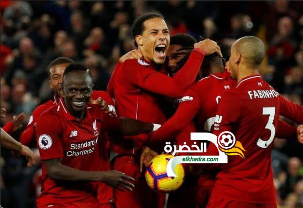 ليفربول يخطف فوزًا مهمًا على إيفرتون في ديربي الميرسيسايد 24