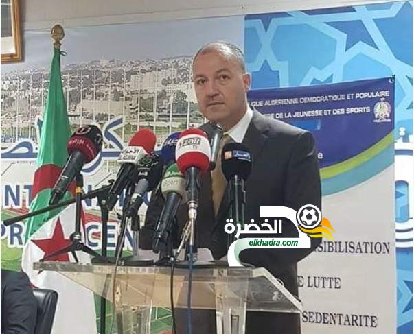 """حطاب :""""الجزائر قادرة على احتضان كأس العالم بمفردها """" 24"""