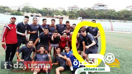 حوار الخضرة مع الجزائري الصاعد في نادي موسكرون البلجيكي ! 25