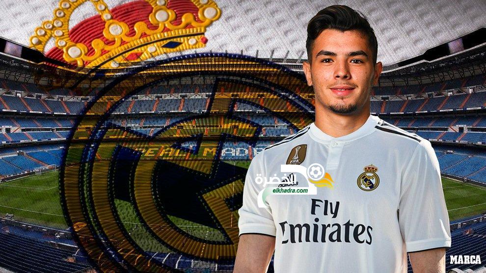 رسميا .. ابراهيم دياز في ريال مدريد حتى 2025 24