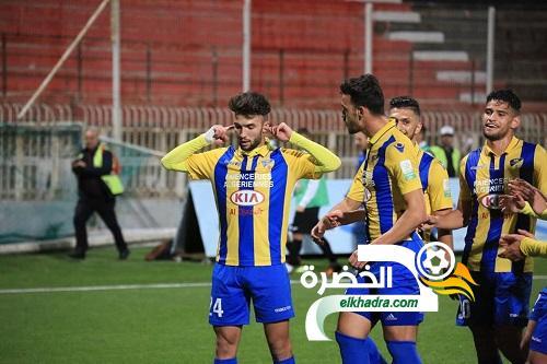 بارادو فوز على اتحاد الحراش ويتأهل إلى ربع نهائي كأس الجزائر 24