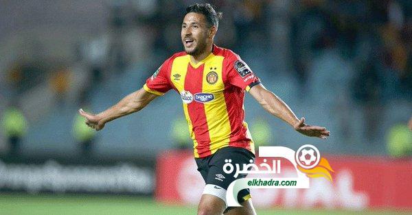 بلايلي ومزياني بطلا ذهاب الدوري التونسي مع الترجي 24