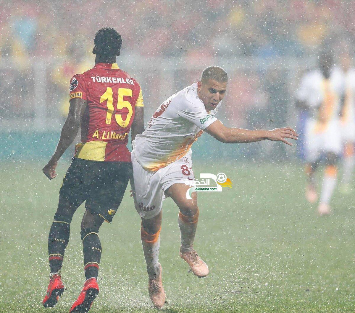 فيغولي اساسي مع غلطة سراي و يفوز خارج القواعد امام غوزوتيبي 24