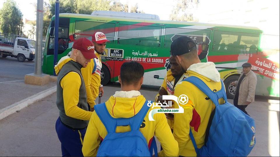 شبيبة الساورة تتحدي نادي سيمبا التنزاني بدار السلام 24