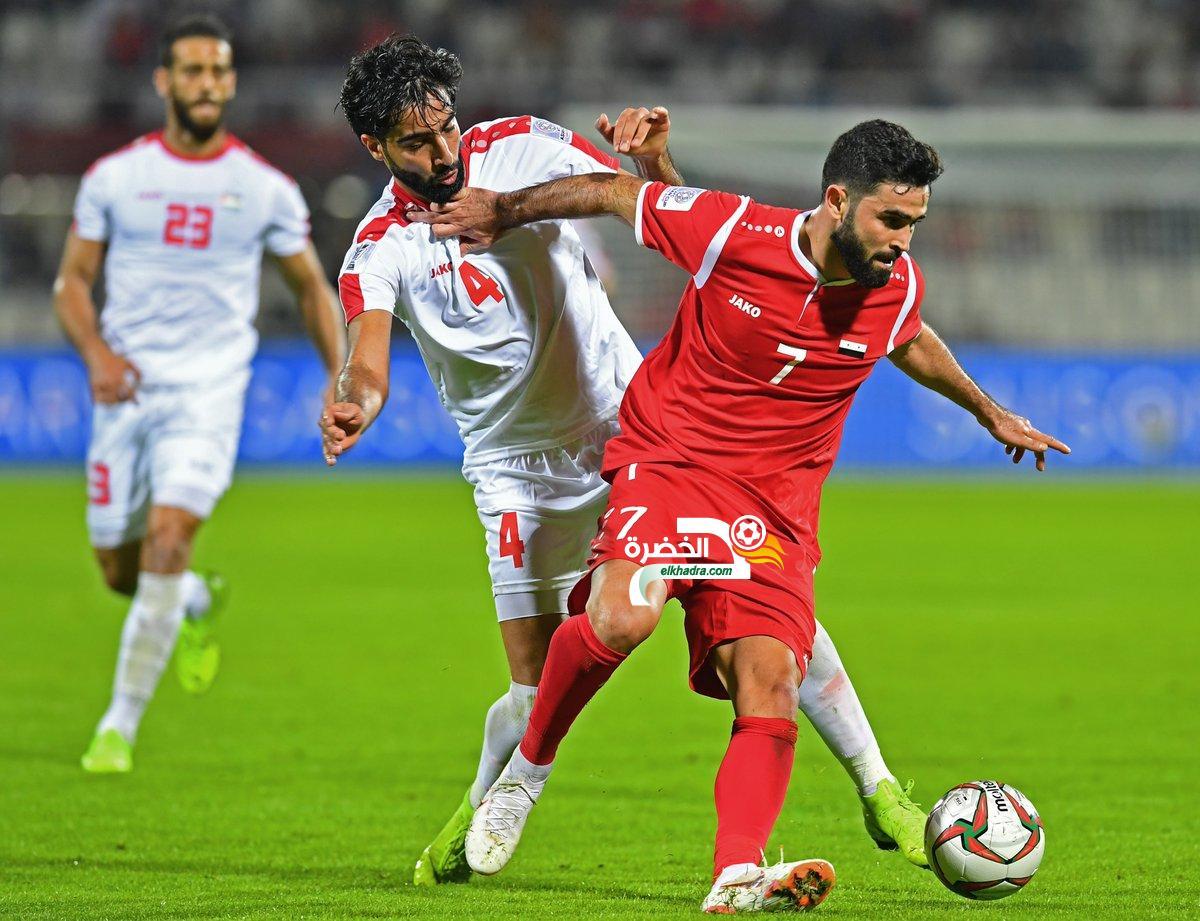 كأس آسيا 2019 : فلسطين تفرض التعادل السلبي على سوريا 24