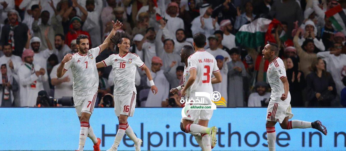 منتخب الإمارات الى نصف نهائي بطولة كأس آسيا 2019 24