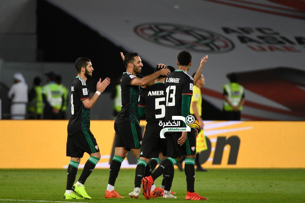 منتخب الإمارات يتأهل للدور ربع النهائي من كأس آسيا 2019 24