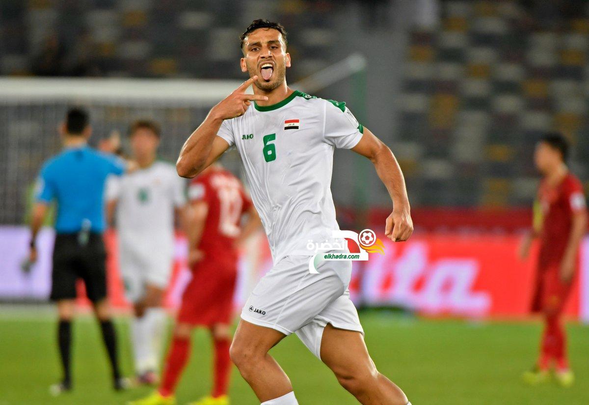 منتخب العراق يفوز على فيتنام في كأس آسيا 2019 24