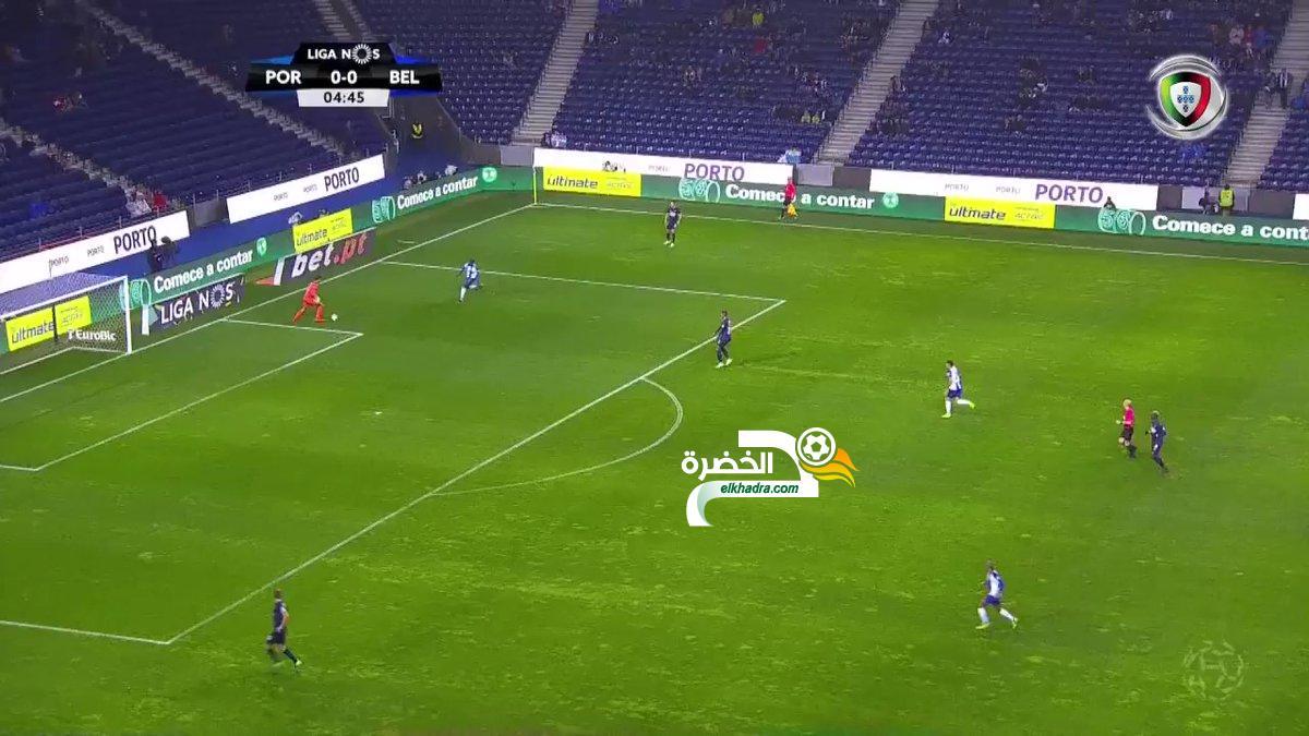 شاهد هدف ياسين براهيمي ضد بيلينينسيش اليوم [30-01-2019] 32